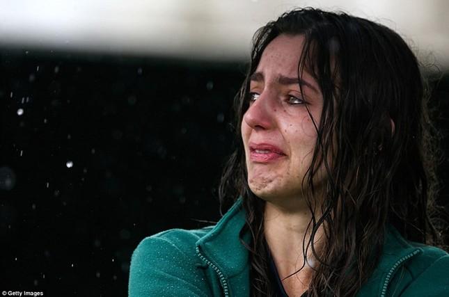 Mưa và nước mắt tuôn rơi trong tang lễ các cầu thủ Brazil tử nạn - ảnh 10