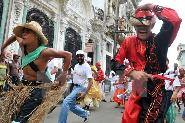 Điệu nhảy Rumba của Cuba được công nhận là di sản thế giới - ảnh 1
