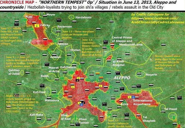 Aleppo - trận Stalingrad của thế kỷ XXI - ảnh 1