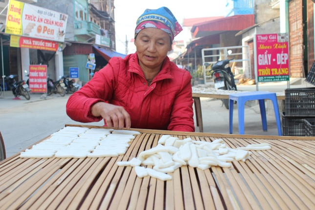 Bánh phồng xứ Lạng vào mùa  - ảnh 7