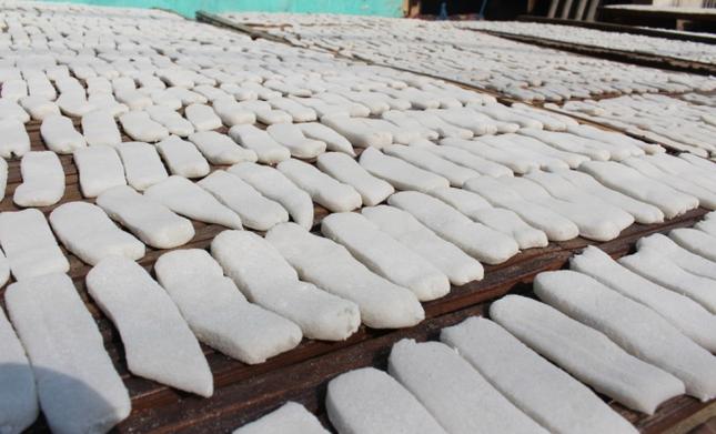 Bánh phồng xứ Lạng vào mùa  - ảnh 8