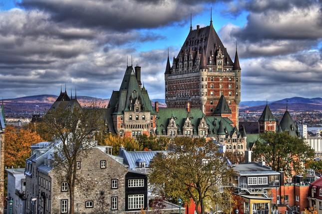 Canada: Thành phố Québec - ảnh 3