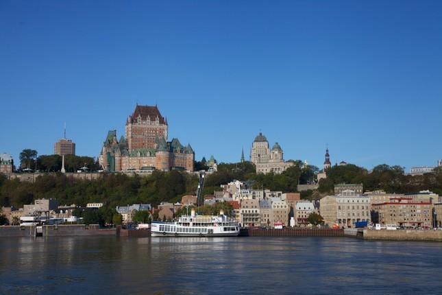 Canada: Thành phố Québec - ảnh 1