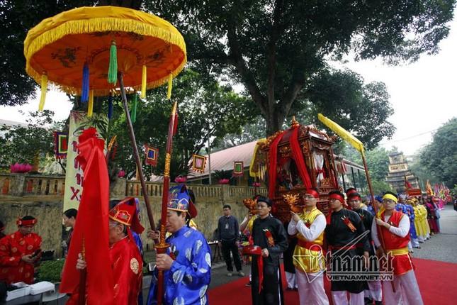 Chủ tịch nước Trần Đại Quang dâng hương ở Hoàng thành Thăng Long - ảnh 4
