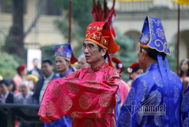 Chủ tịch nước Trần Đại Quang dâng hương ở Hoàng thành Thăng Long - ảnh 5