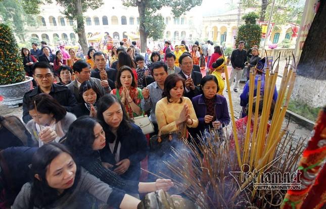 Chủ tịch nước Trần Đại Quang dâng hương ở Hoàng thành Thăng Long - ảnh 7