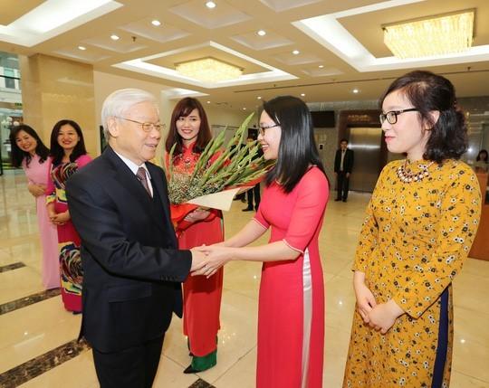 Tổng bí thư Nguyễn Phú Trọng: Không phát hiện hay không đủ dũng khí báo cáo? - ảnh 1