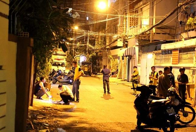 Giang hồ truy sát ở Sài Gòn, một người thiệt mạng - ảnh 1
