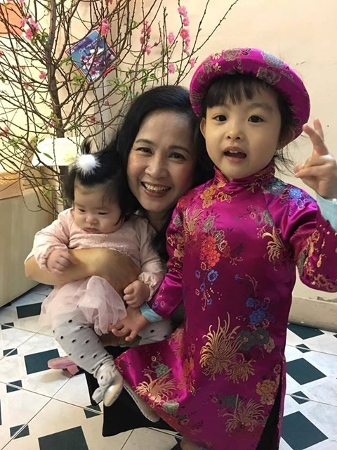 """NSND Lan Hương – """"Hương Bông"""": """"Chồng là người đầu tiên tôi yêu""""  - ảnh 2"""
