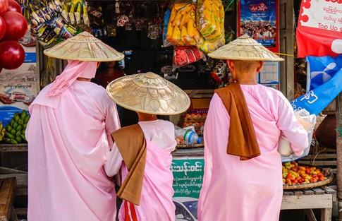 Đi chợ ở Myanmar - ảnh 2