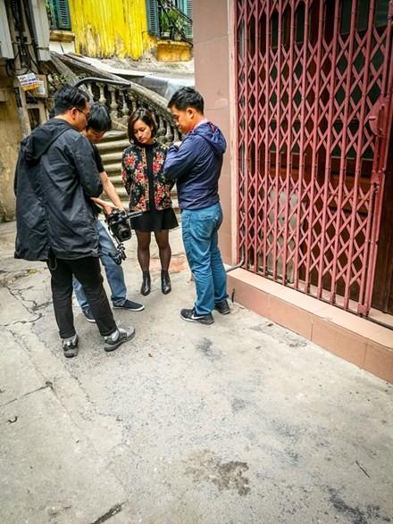 Kể chuyện về Hà Nội bằng smartphone, cô gái 'nhỏ' khiến CNN phát mê - ảnh 1