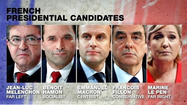 Pháp: Bắt đầu cuộc bầu cử tổng thống quan trọng nhất châu Âu - ảnh 1
