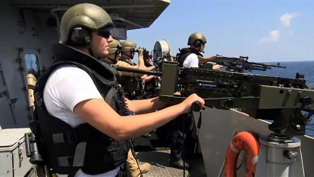 Mỹ vất vả đối phó với nạn cướp biển trỗi dậy ở Somalia - ảnh 2