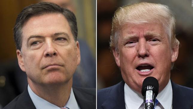 Vụ sa thải giám đốc FBI: Sự cản trở công lý? - ảnh 1