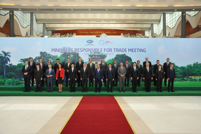 Bộ trưởng Trần Tuấn Anh chủ trì Họp báo thông tin kết quả Hội nghị MRT 23  - ảnh 1