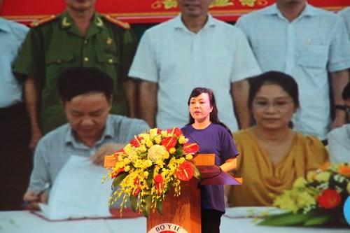 Tỷ lệ hút thuốc trong nam giới Việt Nam đã giảm - ảnh 1