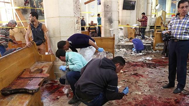 Các vụ tấn công đẫm máu nhằm vào người Cơ đốc giáo ở Ai Cập - ảnh 1