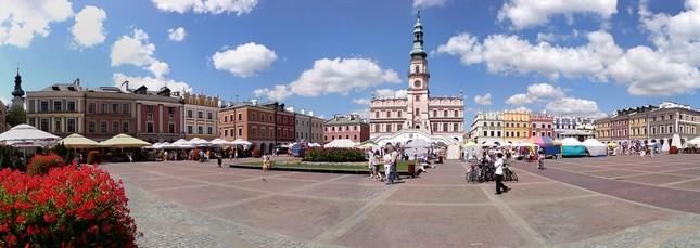 Thành phố cổ Zamosc - Ba Lan - ảnh 2