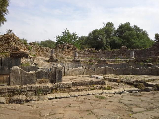 Thành phố cổ Tipasa - ảnh 2