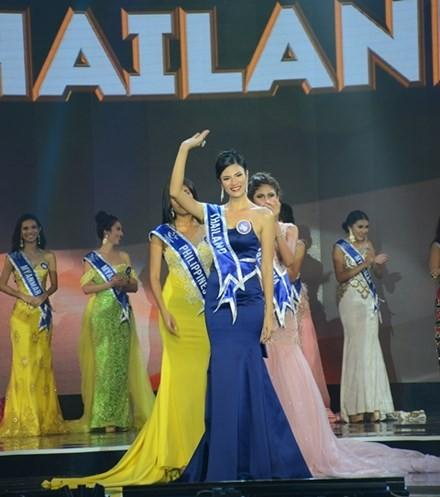 Yến Nhi giành ngôi Á hậu tại Hoa hậu hữu nghị ASEAN 2017 - ảnh 1