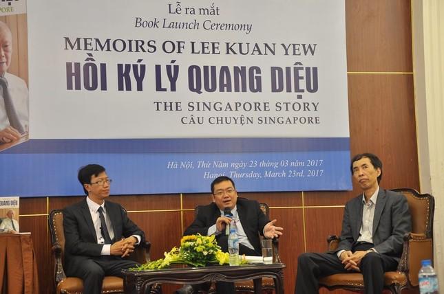 """""""Bài học Singapore"""" hay câu chuyện niềm tin - ảnh 1"""
