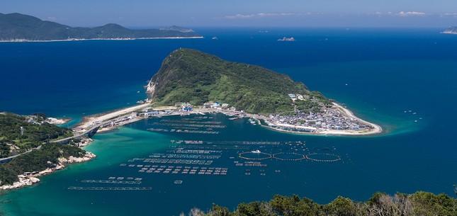 Đảo đàn ông ở Nhật Bản được công nhận là di sản UNESCO - ảnh 1