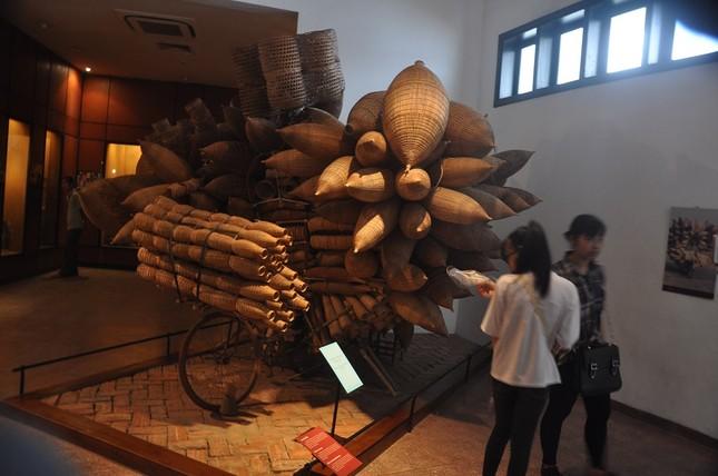 Độc đáo Bảo tàng Dân tộc học - ảnh 10