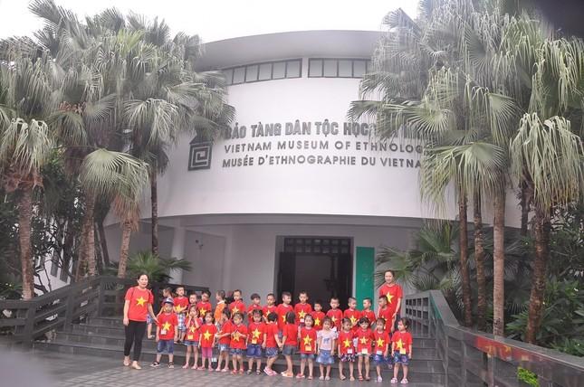 Độc đáo Bảo tàng Dân tộc học - ảnh 1