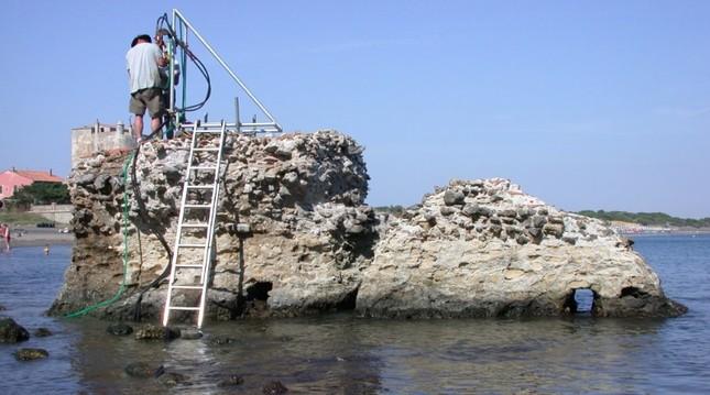 Hé lộ những bí ẩn về bê tông siêu bền của La Mã  - ảnh 2