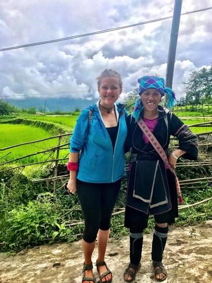 Bị trộm xe đạp ở Sài Gòn, khách Tây vẫn muốn quay lại Việt Nam  - ảnh 4