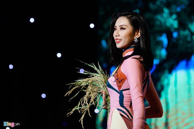 Hoa khôi Nam Bộ 2017 gọi tên Nguyễn Thị Hải Yến  - ảnh 3