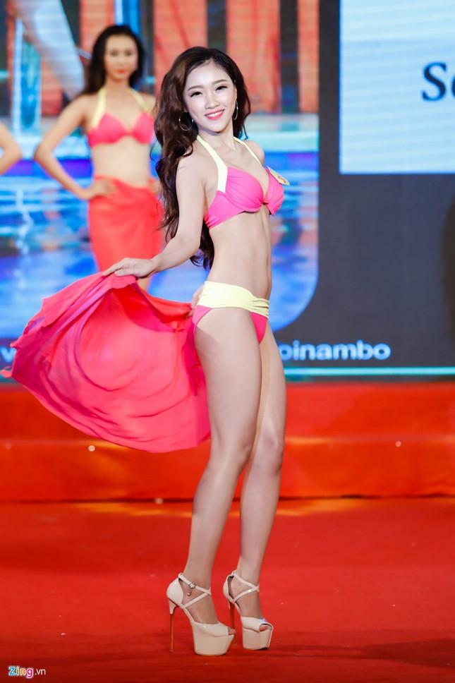 Hoa khôi Nam Bộ 2017 gọi tên Nguyễn Thị Hải Yến  - ảnh 4