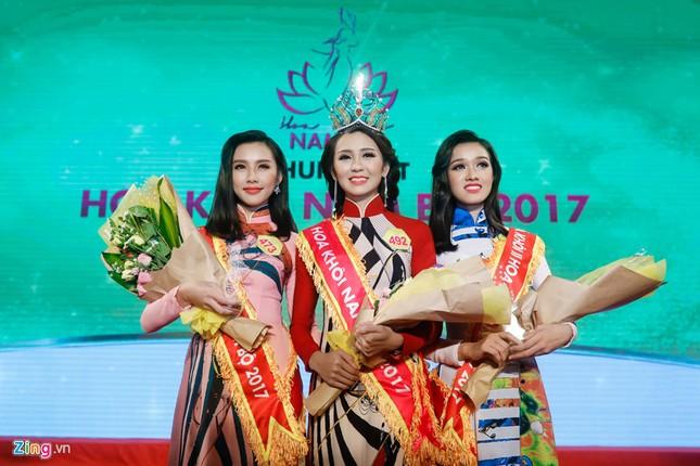 Hoa khôi Nam Bộ 2017 gọi tên Nguyễn Thị Hải Yến  - ảnh 8