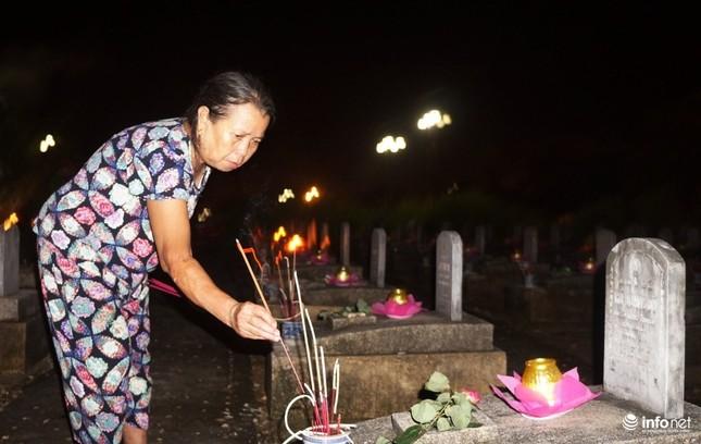Xúc động Đại lễ cầu siêu các anh hùng, liệt sỹ tại Nghĩa trang Quốc tế Việt Lào - ảnh 6