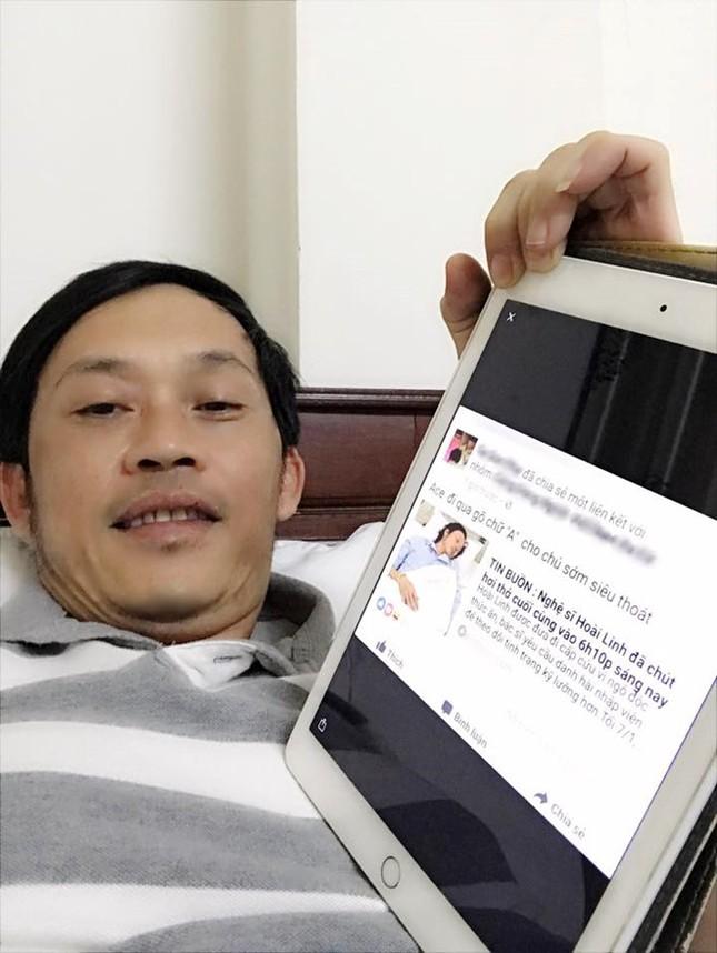 Nghệ sĩ Hoài Linh lên tiếng khi lại bị đồn qua đời - ảnh 1