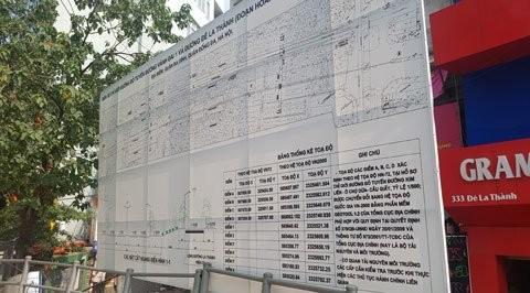 Hà Nội: Người dân đường La Thành phản đối thu đất làm bãi đỗ xe - ảnh 2