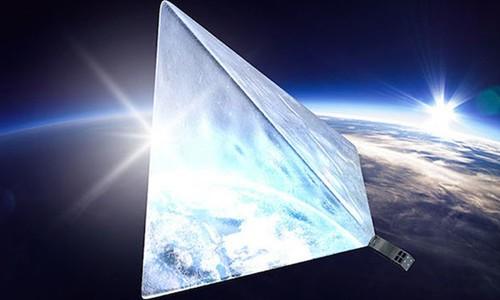 """""""Ngôi sao nhân tạo"""" của Nga sáng nhất bầu trời - ảnh 1"""
