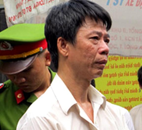 Vợ thăm chồng trong trại giam Z30D bị chồng đâm chết tại 'phòng hạnh phúc'  - ảnh 1