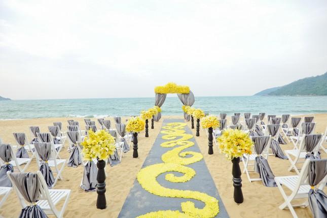 Lộ diện địa điểm cưới lí tưởng nhất thế giới ngay tại Đà Nẵng - ảnh 2