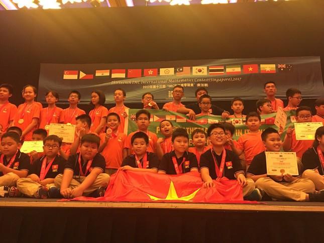 """Học sinh Việt Nam hái """"quả ngọt"""" từ cuộc thi Toán quốc tế IMC - ảnh 3"""