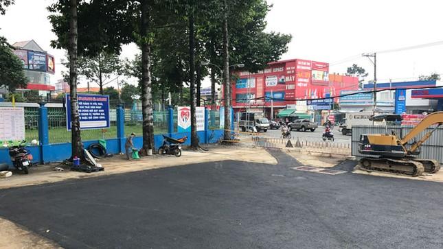 Cận cảnh hồ chống ngập thông minh đầu tiên ở Sài Gòn - ảnh 2