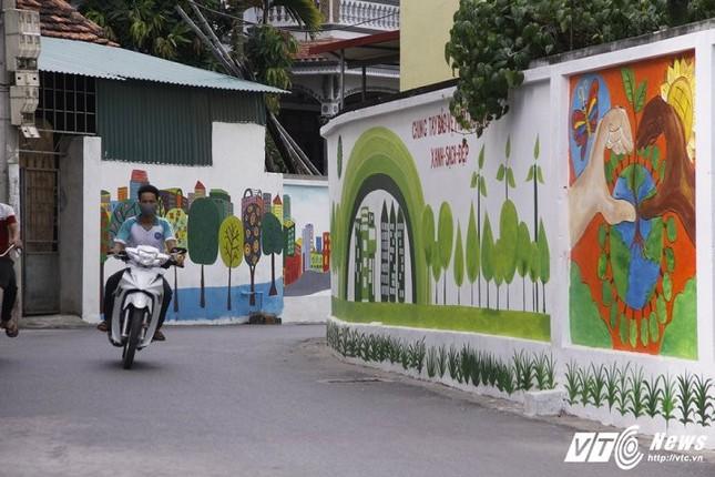Con đường bích họa thứ hai Việt Nam