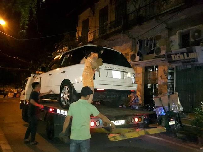 Hà Nội: Bé gái 19 tháng tuổi bị xế hộp Range Rover va quệt tử vong - ảnh 1