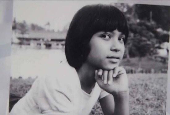 Tuổi thơ cực khổ bên người mẹ nghèo của diễn viên Việt Trinh - ảnh 1