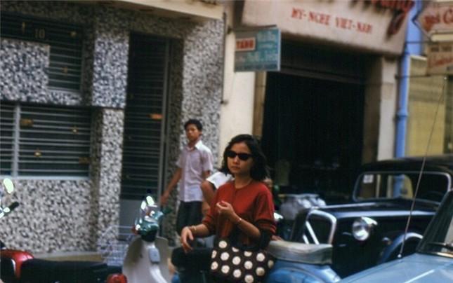 Phụ nữ Sài Gòn năm 1969 trong ảnh của cựu binh Mỹ - ảnh 10