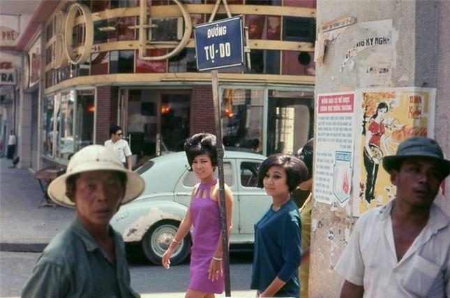 Phụ nữ Sài Gòn năm 1969 trong ảnh của cựu binh Mỹ - ảnh 1
