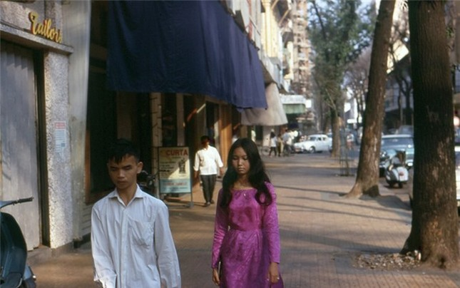Phụ nữ Sài Gòn năm 1969 trong ảnh của cựu binh Mỹ - ảnh 7