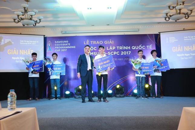 10 thí sinh Việt sang Hàn Quốc thi lập trình quốc tế Samsung  - ảnh 1