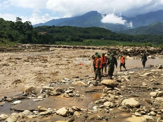 Lũ quét tại Lào Cai gây thiệt hại hết sức nặng nề - ảnh 1
