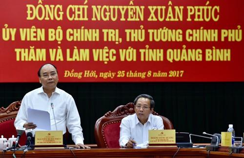 Thủ tướng mong muốn làn 'gió Đại Phong' mới cho du lịch Việt Nam - ảnh 1